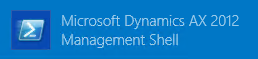 Microsoft Dynamics AX 2012 Management Shell